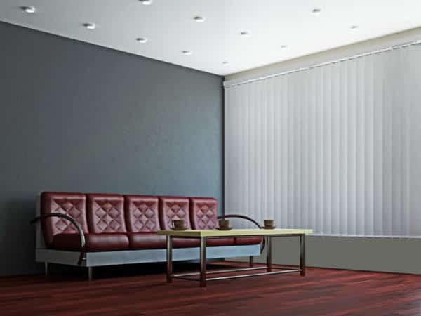 le store a bandes verticales californien sun lux. Black Bedroom Furniture Sets. Home Design Ideas